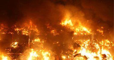 حريق فى مستودع للجنة الانتخابية قبل 10 أيام من الانتخابات فى الكونغو