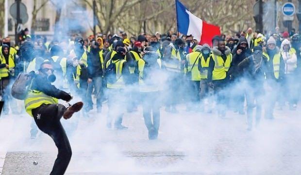 Fransa olayları, Macron yönetiminin geleceği - Dr. Doç. Selin Şenocak
