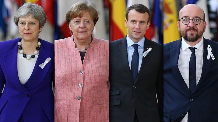 Политическая ситуация в ЕС накаляется