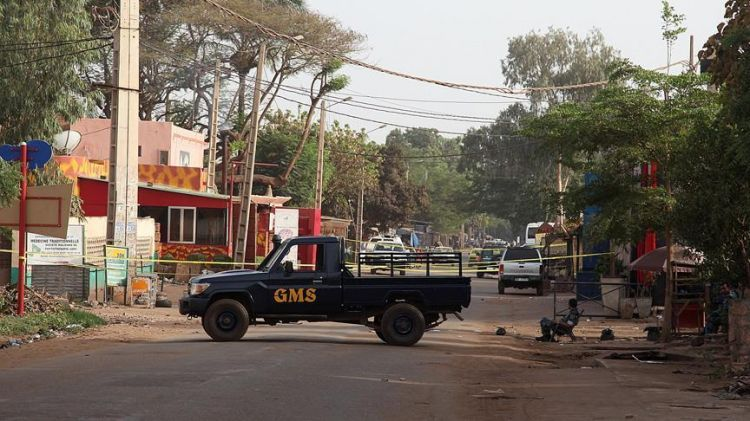 Malidə terrorçular 47 dinc sakini güllələyərək qətlə yetiriblər
