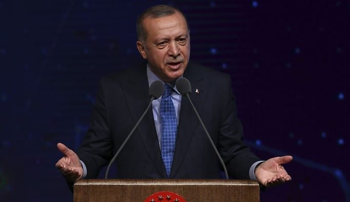 """Erdoğan'dan ABD'ye 'Fırat'ın doğusu' uyarısı - """"Münbiç'i temizlemezseniz oraya da gireriz"""""""