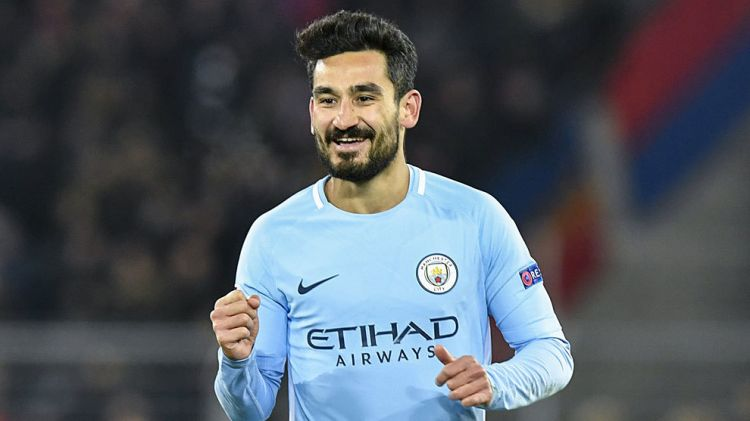 Ilkay Gundogan praises Raheem Sterling and reveals how he dealt with racist abuse he suffered in Germany