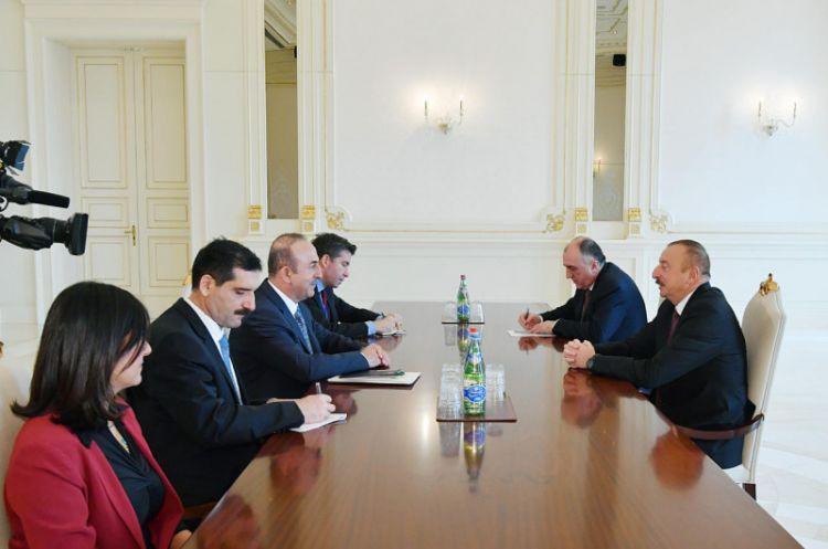 Президент Ильхам Алиев: 2018 год был очень плодотворным с точки зрения еще большего укрепления азербайджанско-турецких связей - ФОТО