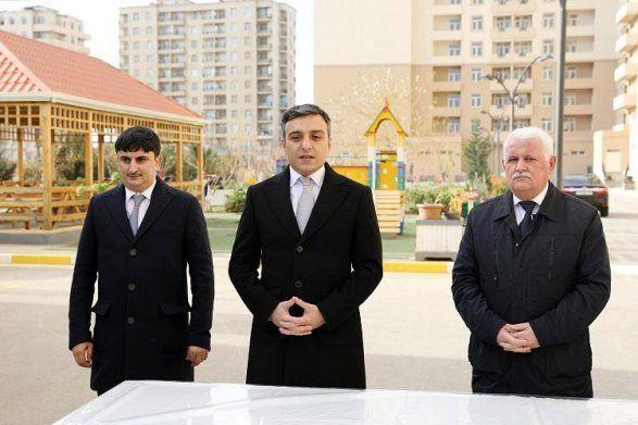 Семьи шехидов и инвалиды получили новые квартиры - ФОТО