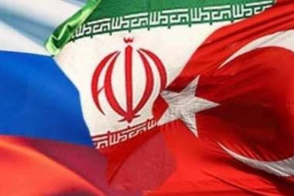 Iran, Russia, Turkey to meet UN envoy on Syriag