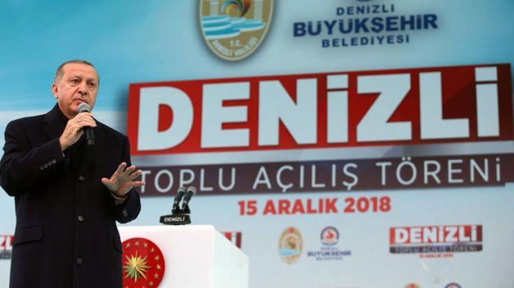 """""""Terör örgütleriyle mücadelemizi ara vermeksizin sürdüreceğiz"""" - Cumhurbaşkanı Erdoğan - VİDEO"""