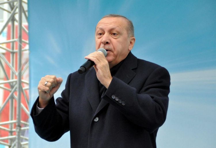 Turkish President Erdoğan slams 'those who invite people to street protests like Yellow Vests'