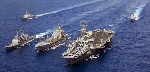 Флоту США предсказали поражение в случае войны с Россией