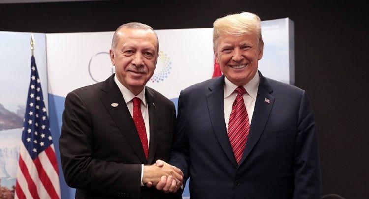 """""""Trump Erdoğan'a 'Gülen'in iadesi konusunda çalışıyoruz' dedi"""" - Çavuşoğlu"""
