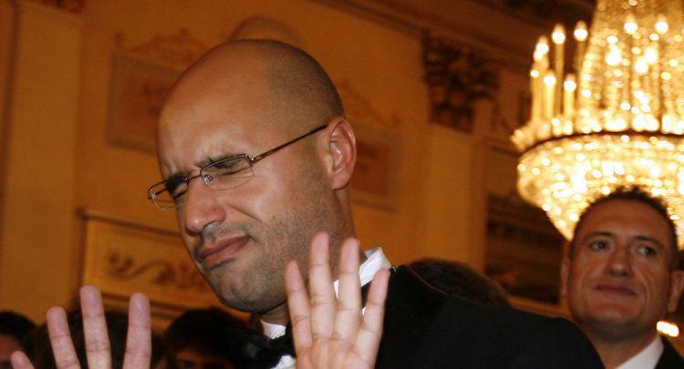 """بيان: 90 % اختاروا سيف القذافي رئيسا لـ""""ليبيا"""""""