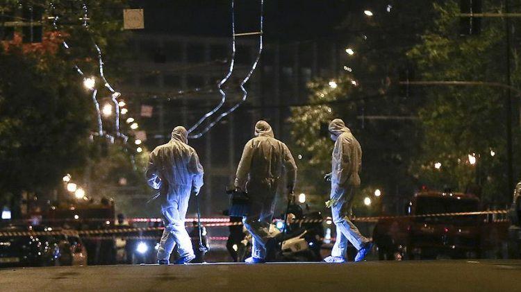 Yunanistan'da özel televizyon kanalı SKAI'ye bombalı saldırı - Güncellendi