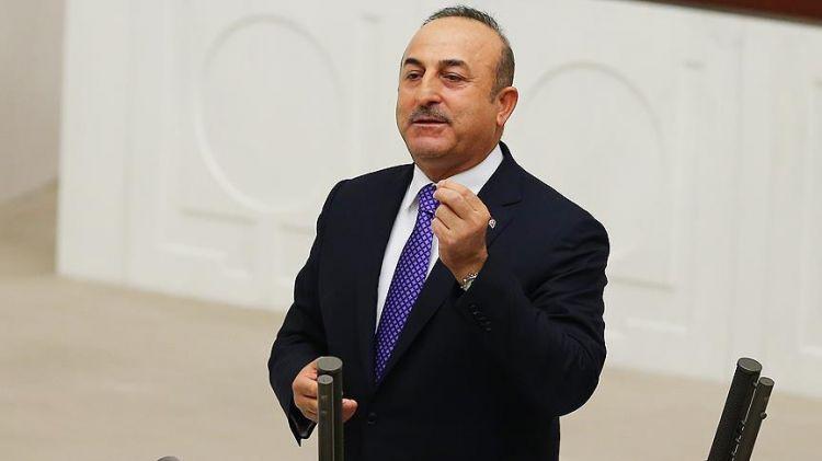"""""""YPG ve PKK ile sonuna kadar mücadelemizi devam ettireceğiz"""" - Dışişleri Bakanı Çavuşoğlu"""
