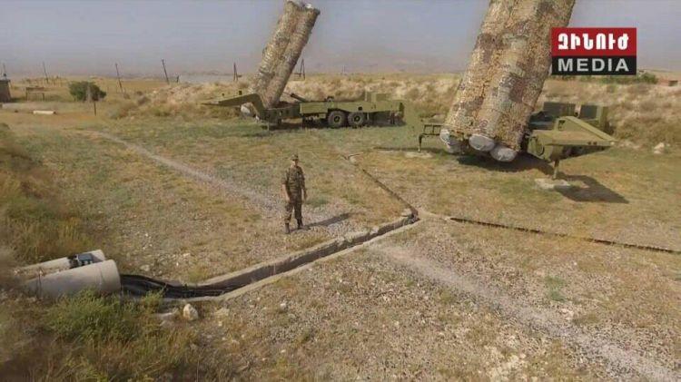 """""""Azərbaycan """"Polonez""""dən bir yaylım atəşi açmaqla bizim S-300 raketlərini məhv edər..."""" - Erməni ekspertdən inanılmaz analiz"""