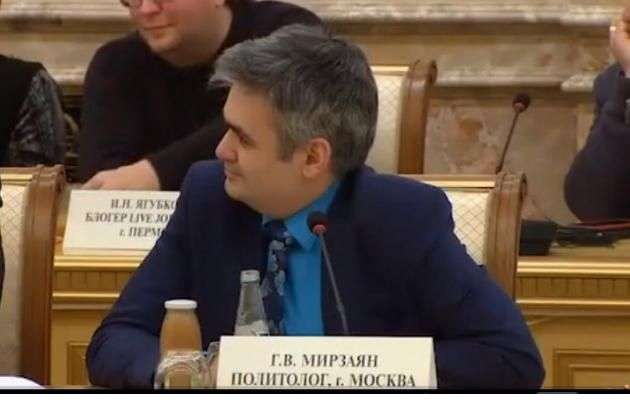 Как провокатор-армянин из Москвы от Лукашенко по ушам получал