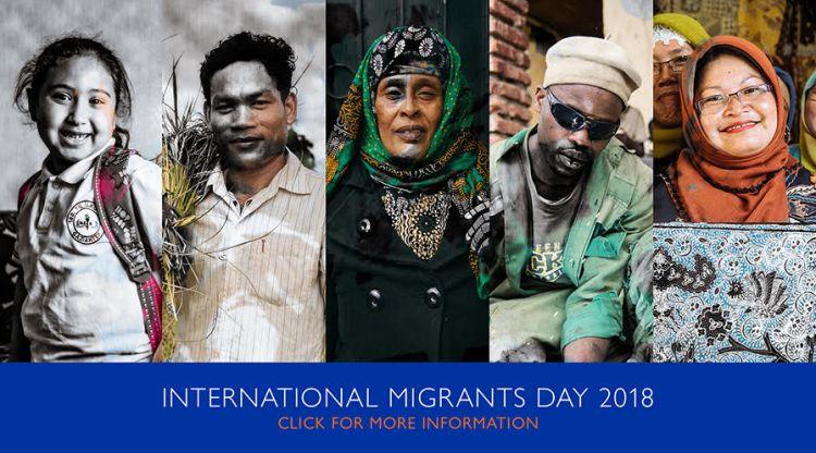 18 December - International Migration Day - VIDEO