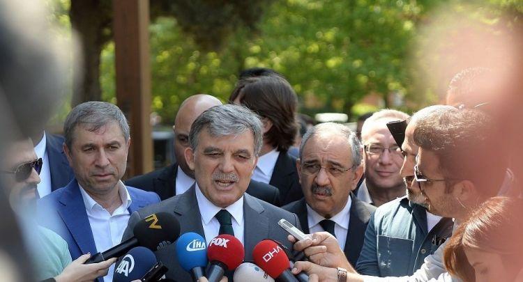 Gül'ün '55 milletvekiliyle yeni parti kuracak' iddiasını neden yalanlamadığı belli oldu