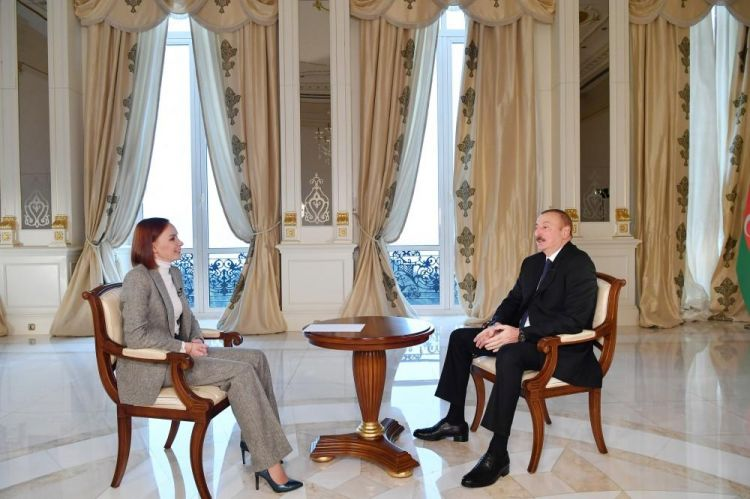 Президент Ильхам Алиев: Значение и роль Азербайджана не только на энергетическом рынке, но и, в целом, в геополитическом плане растет