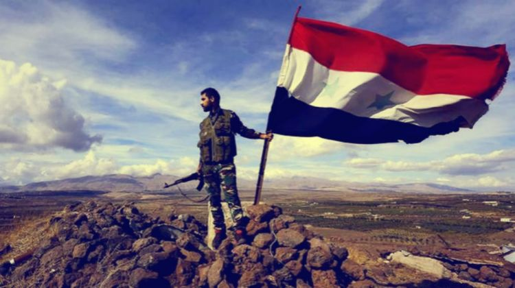 Syria: Clash of interests - Dr. Bruno Surdel