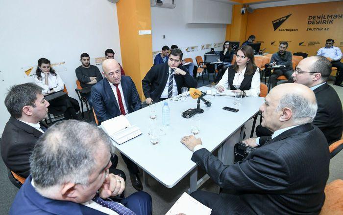 Пока наблюдаются разногласия в ЕС, Азербайджан укрепляет свои позиции – Лаврина - ВИДЕО