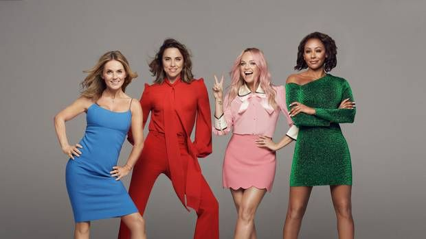 Spice Girls' manager has confirmed there's a movie on the way - VIDEO