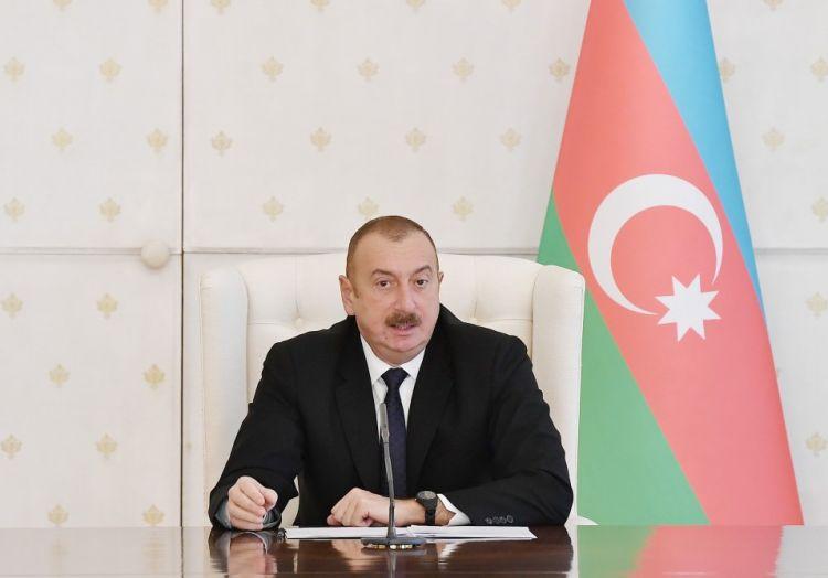 Распоряжение Президента Азербайджанской Республики  О назначении судей и председателей ряда судов первой инстанции Нахчыванской Автономной Республики