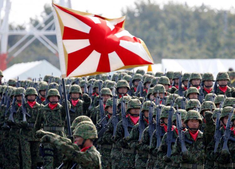 Japan accelerates its defense buildupg