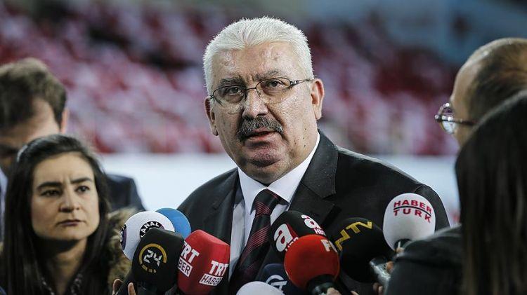 MHP Genel Başkan Yardımcısı Yalçın - Cumhur İttifakı değişimin önemli bir parçasıdır
