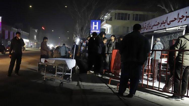 Fatal blast rocks Afghan capital Kabul