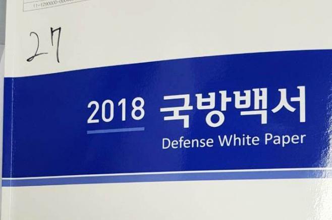 North Korea no longer 'enemy' in South Korean defense white paper