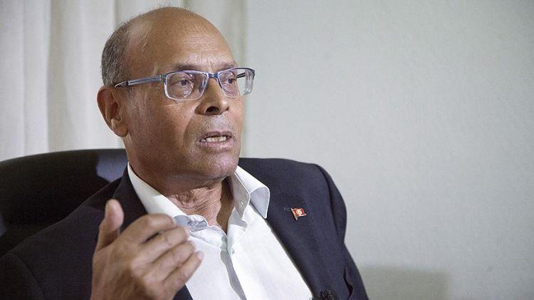 Eski Tunus Cumhurbaşkanı Merzuki - Tunus devrimi, hedeflerinin ancak yarısını gerçekleştirdi