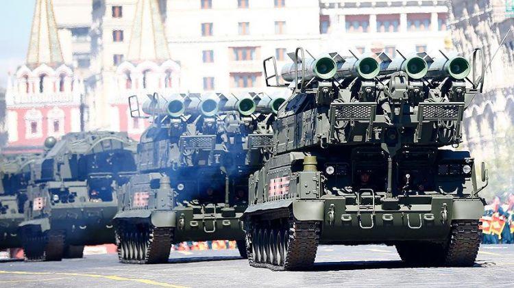 Rus ordusu 21,5 milyar dolara 'donatılacak'