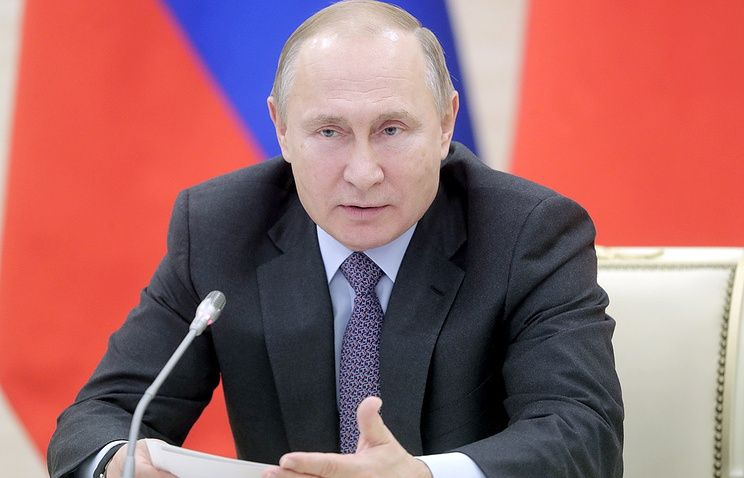 Vladimir Putin makes a gesture to US - 'We are ready for serious conversation'