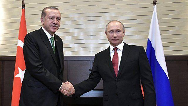 """""""PKK-ya qarşı hücum…"""" - Putin və Ərdoğan arasında kritik görüş"""
