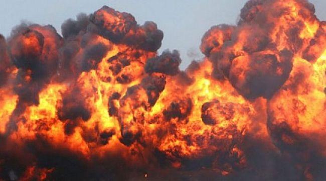 Münbiç'te koalisyon askerlerinin yakınında patlama! Çok sayıda ölü var... - Son dakika!