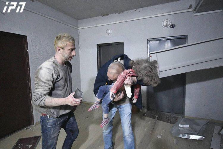 Взрыв в Тбилиси, есть погибшие и раненые