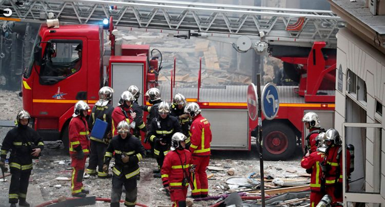 انفجار ضخم يهز جامعة ليون الفرنسية