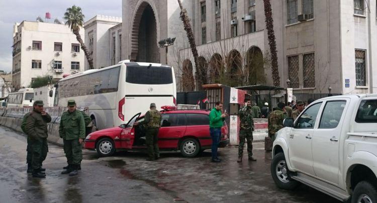 """تفجير قرب دمشق ومصادر طبية تتحدث لـ""""سبوتنيك"""" عن سقوط قتلى"""
