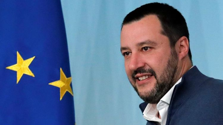 Salvini asks Macron to arrest Italian 'assassins' hiding in France