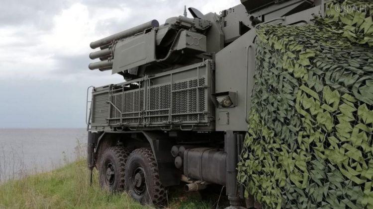 Армия Израиля распространила видео уничтожения установок ПВО Сирии