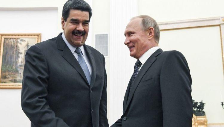 Rusya'dan Venezuela'daki kriz için 'arabuluculuk' teklifi