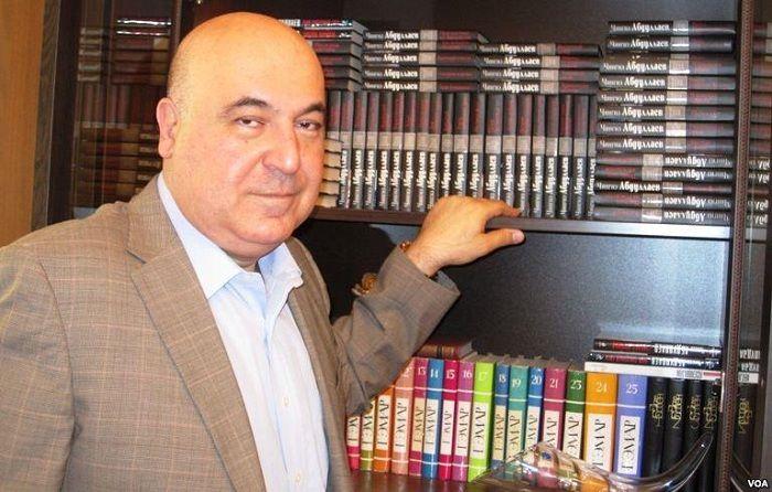 Писатель Чингиз Абдуллаев: Я надеюсь еще вернуться в Агдам…