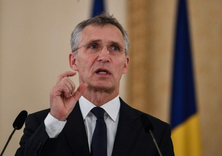 NATO planning for more Russian missiles but not mirroring them - Stoltenberg