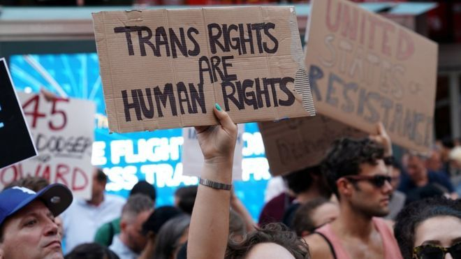 Can Congress stop Trump's Transgender Military Ban? - Lawmakers Face An Uphill Battle