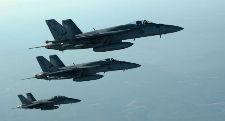 """الولايات المتحدة تشن غارات على موقع لتنظيم """"القاعدة"""" في ليبيا"""