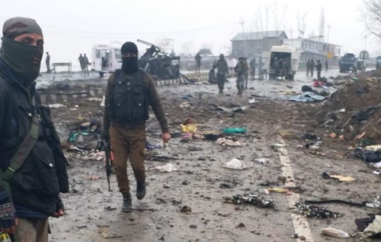 Indian security forces killed in Kashmir blast
