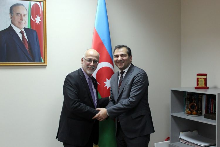 Azerbaijan and Mexico mull tourism cooperation