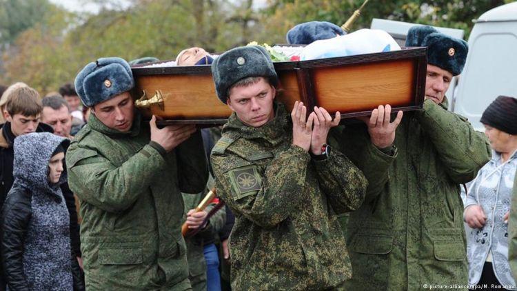 Тело солдата нашли связанным и с мешком на голове