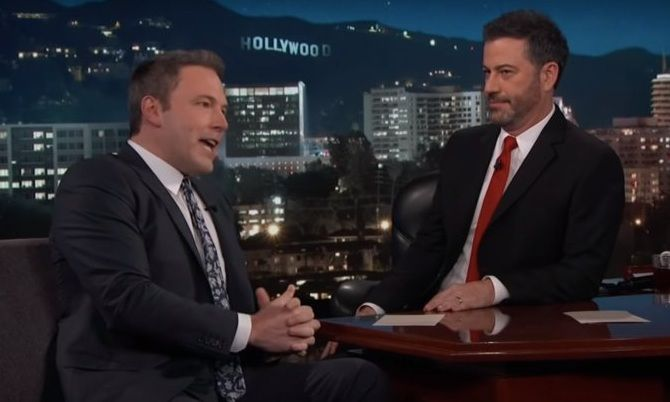 'I couldn't crack it' - Ben Affleck reveals the realreason he quit