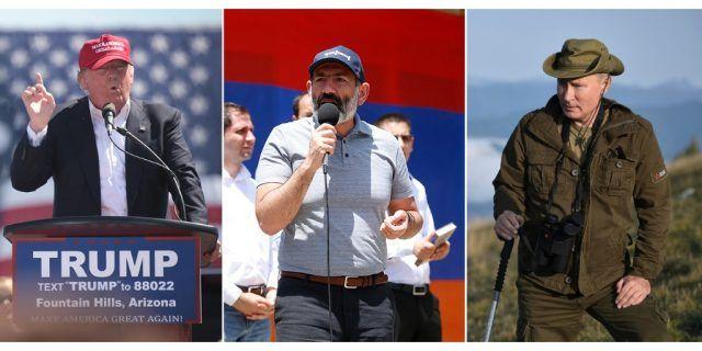 Ереван столкнулся с ширящимися разногласиями с Вашингтоном