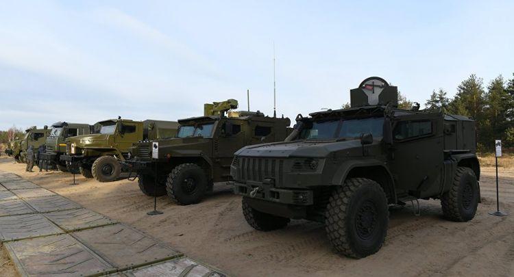 قوات عسكرية من 15 دولة تدخل الأراضي الموريتانية